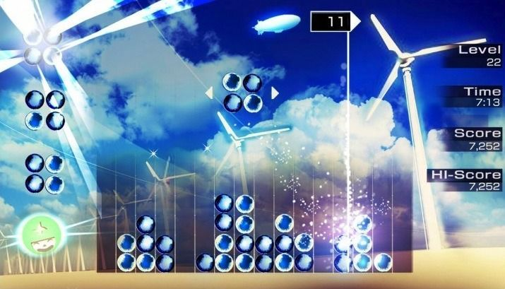 Купить Lumines: Electronic Symphony (PS Vita) для PS Vita