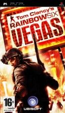 Игра Tom Clancy's Rainbow Six: Vegas для Sony PSP