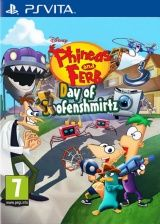 Phineas and Ferb: Day of Doofenshmirtz (PS Vita)