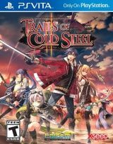 The Legend of Heroes: Trails of Cold Steel 2 (PS Vita)